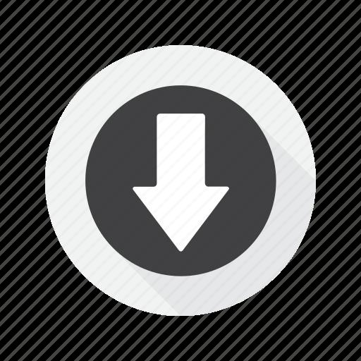 data, download, files, multimedia icon