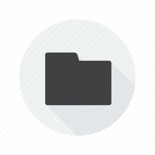 files, folder, multimedia icon