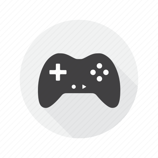 gamepad, multimedia, play icon