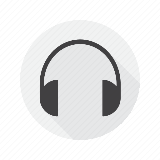 earphones, headphones, multimedia, music icon