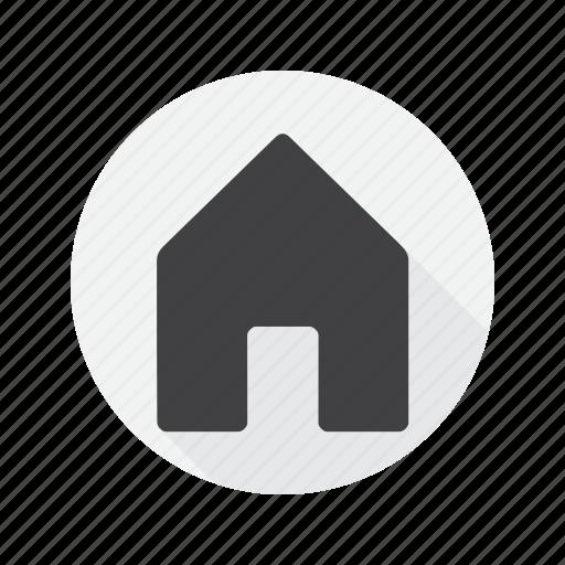 Home, multimedia icon