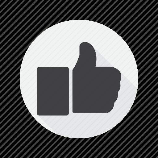 Like, multimedia, ok icon - Download on Iconfinder