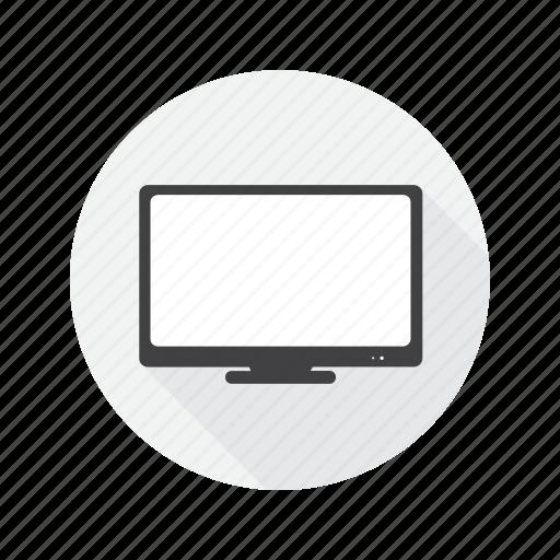 device, monitor, movies, multimedia icon