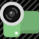 camera, shotting, video icon