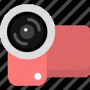 camera, movie, shotting, video icon