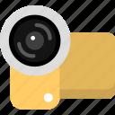 camera, film, movie, shotting, video icon