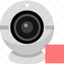 camera, motioner, movie, shotting icon
