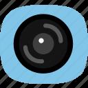 camera, film, movie icon