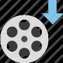 download film, download movie, film, movie icon