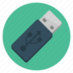 connect, data, files, mobile, multimedia, port, technology, transfer, usb icon