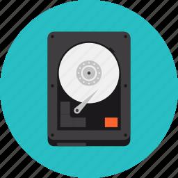 backup, data, disk, hard drive, hardware, hdd, memory, storage icon