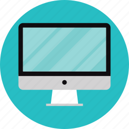 apple, computer, desktop, display, imac, mac, monitor icon