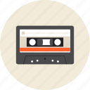 analog, audio, cassette, hifi, retro, tape icon