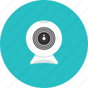 cam, camera, conference, internet, security, surveillance, videochat, web, webcam icon