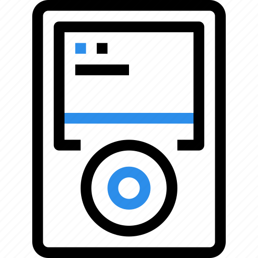 device, entertainment, media, music, player, song, sound icon