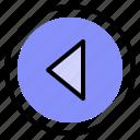 back, interface, media, reverse