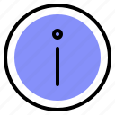 control, infomation, interface, media icon