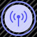 interface, media, radio, wireless