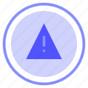 error, interface, media, warning
