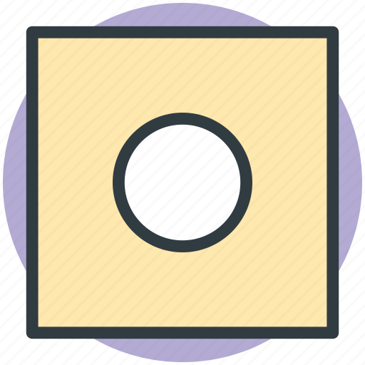 media control, multimedia button, recording, stop button, stop player icon