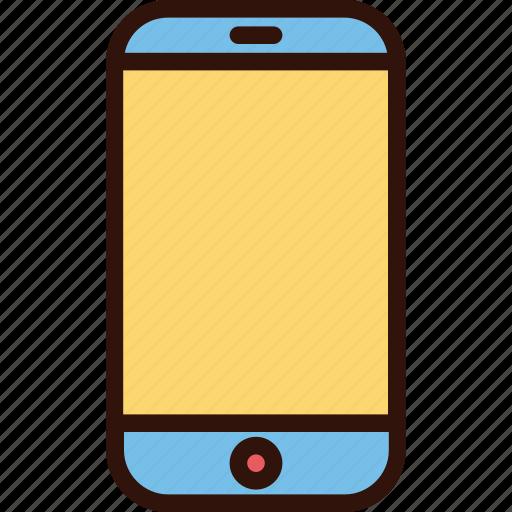 Gadget, handphone, mobile, multimedia, smartphone icon