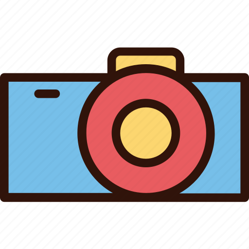camera, focus, frame, multimedia, photo, photography icon