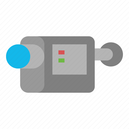 action cam, action camera icon