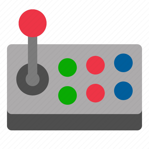 gamepad, joystick icon