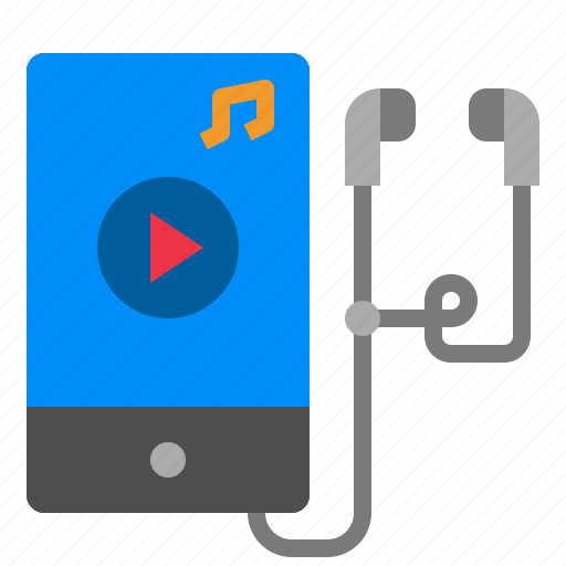 Music player icon - Download on Iconfinder on Iconfinder