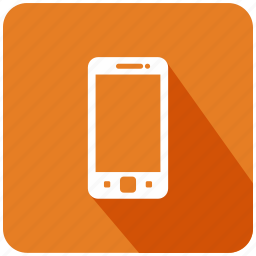 android, call, contact, iphone, mobile, phone, smart phone icon