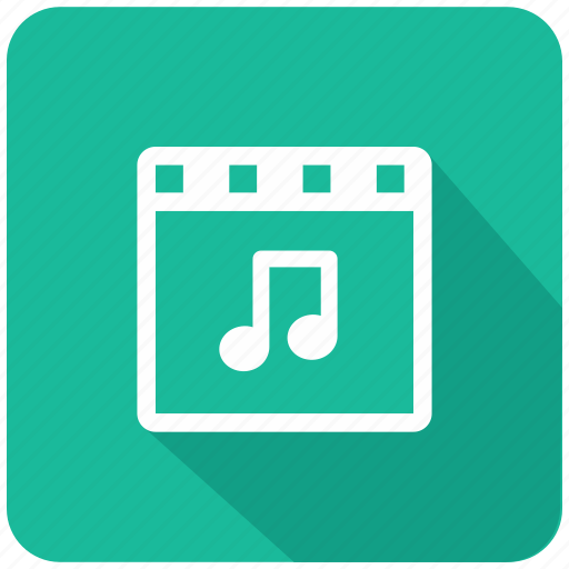 audio, musical, note, player, radio, song icon