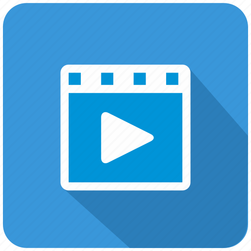 media, player, stream, tv, video, youtube icon