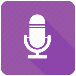 audio, mic, microphone, music, record, speaker icon