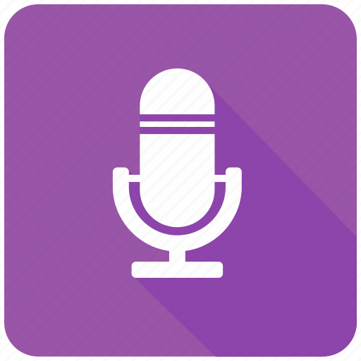 audio, mic, microphone, music, record, speaker icon