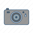 cam, camera, digital, media, photography, pic, picture icon