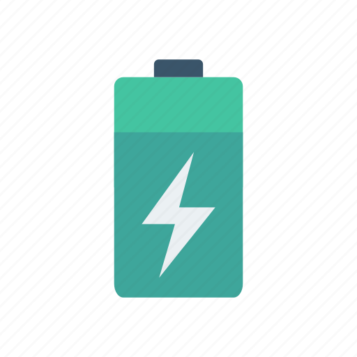 Battery, charging, energy, power icon - Download on Iconfinder