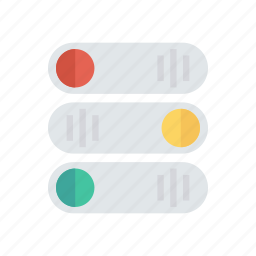 control, off, on icon