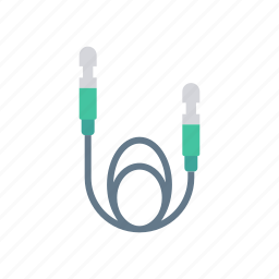 adapter, cable, extension, plug icon