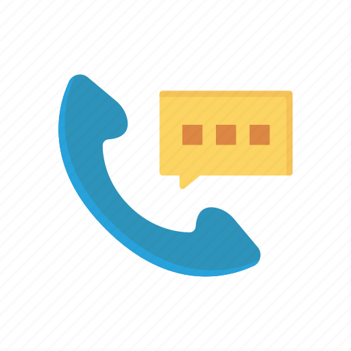 Call, communication, phone, talk icon - Download on Iconfinder