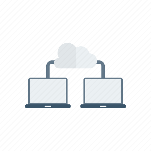 cloud, communicate, connect, network icon