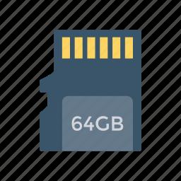 card, memorycard, sdcard, storage icon