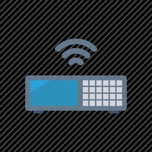 internet, modem, router, wireless icon