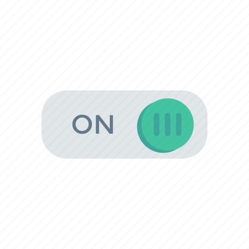 On, power, switch icon - Download on Iconfinder