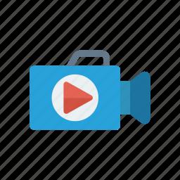 camera, device, recorder, video icon