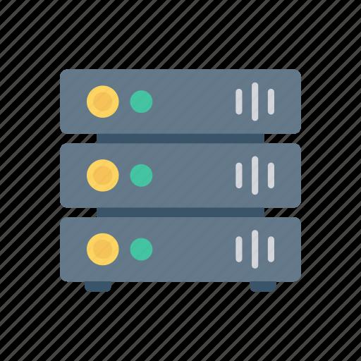 Hardware, mainframe, server, storage icon - Download on Iconfinder