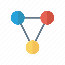connections, export, network, share icon