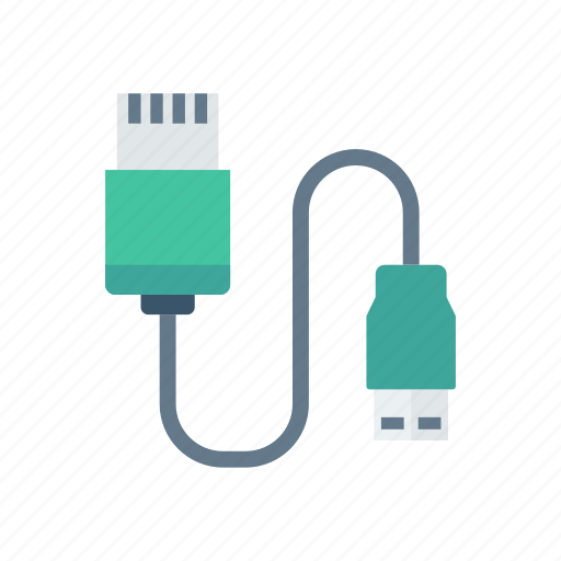 cable, electronic, usb, wire icon