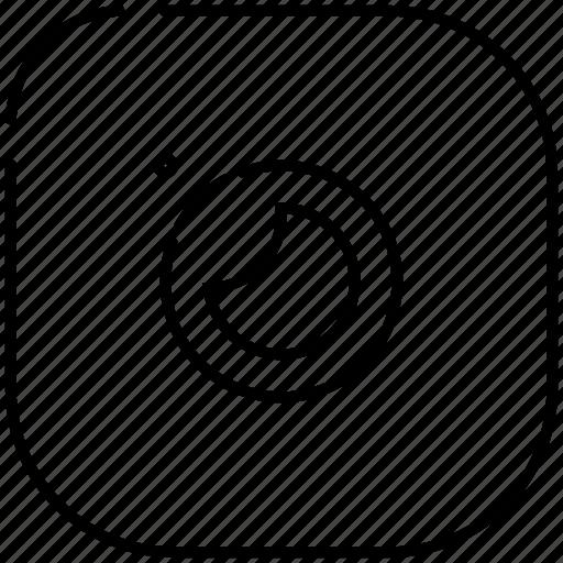 camera, capture, instax icon