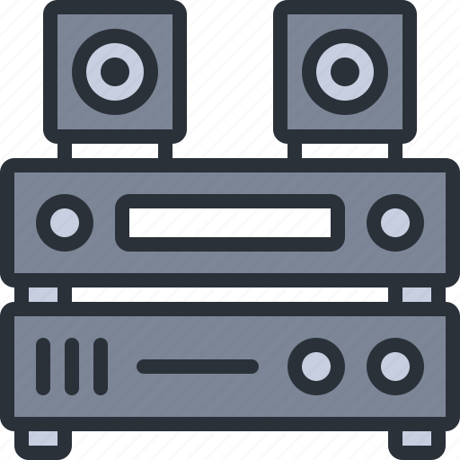 audio, multimedia, music, sound, system icon