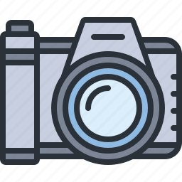 camera, multimedia, photo, photography icon